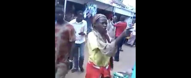 Bamwe mu bazunguzayi muri Kigali batangiye kurya karungu