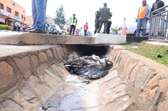 Aloys SIMPUNGA (CCSCR) yamaganiye kure iyicwa rya Mayibobo ryabereye i Kigali