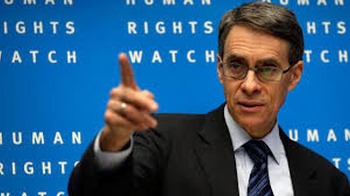 HRW yasabiwe kwirukanwa mu Rwanda, Kenneth Roth uyiyobora yitwa 'Imbwa y'Interahamwe'