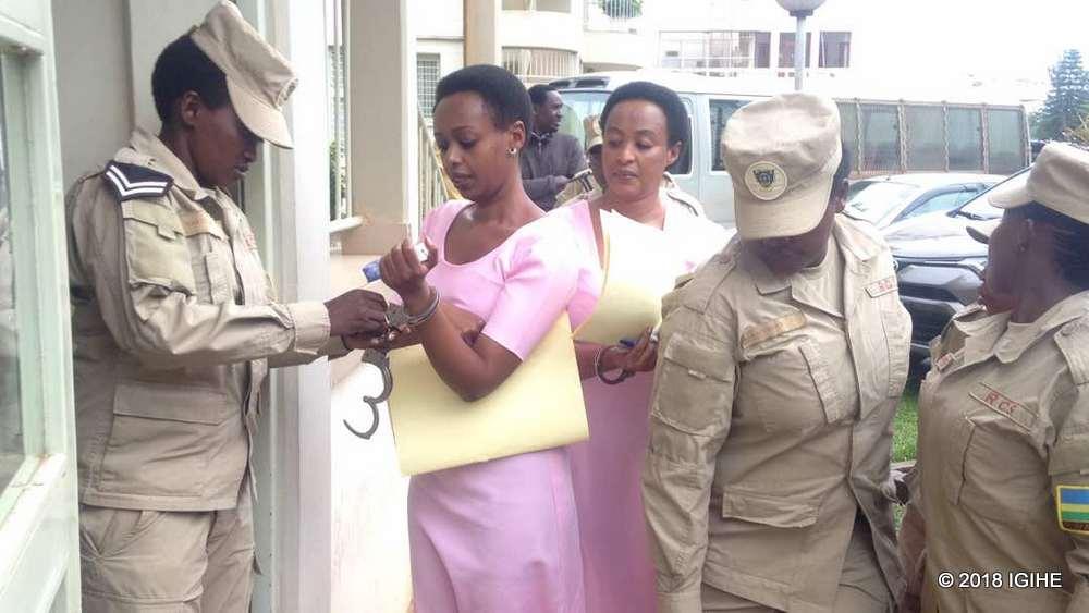 Amnesty International yihanangirije u Rwanda  irusaba guha ubutabera Diane na Adeline Rwigara