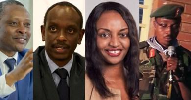 Kuba Minisitiri wa Kagame ni nko kwikorera rwa rusyo rwe! Ese aba minisitiri yakuyeho bamazeho amezi macye bazishyura gute imyenda?