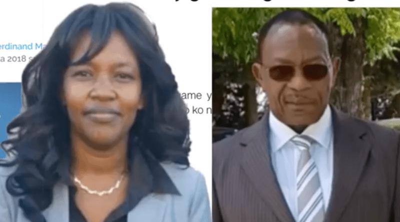 Gen Habyarimana na Amb. Mukankusi Charlotte barasubiza Paul Kagame
