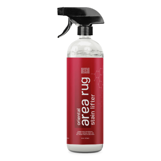The Stain Lifter area rug bottle
