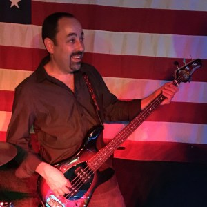 Jay Palermo - Bass