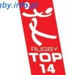 TOP 14 - 13 kolejka