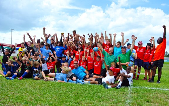 First Annual Tri Nations Junior Rugby Festival a Smashing Success