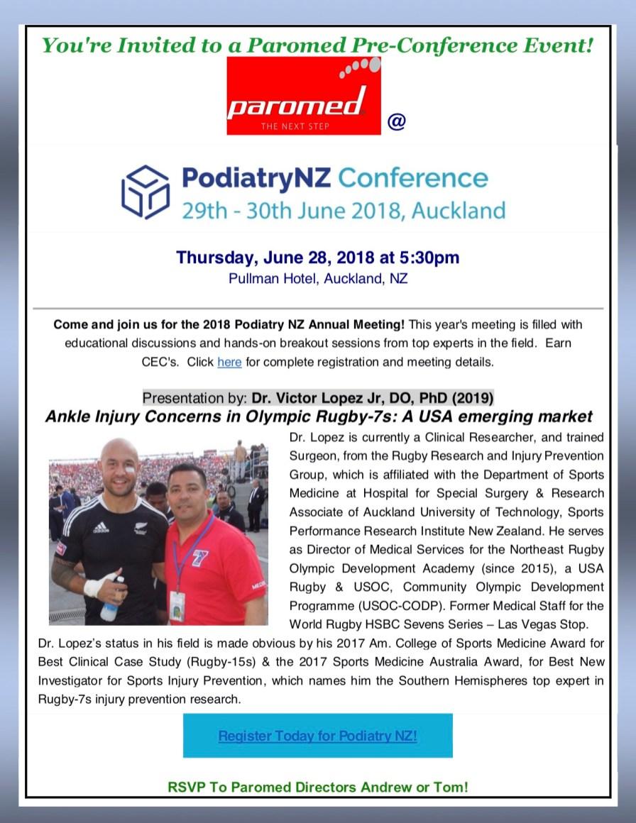 Paromed.Dr.Lopez.Event.Flyer