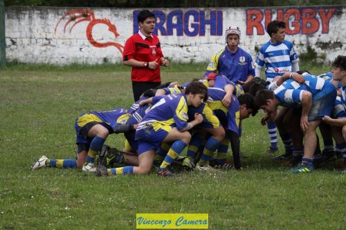 IV Circolo U16 vs Partenope Rugby U16