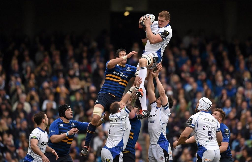 Leinster v Bath - European Rugby Champions Cup Quarter-Final