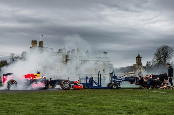 F1 vs Scrum