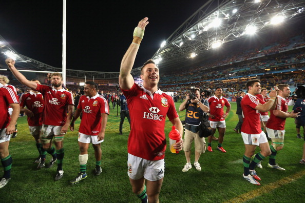 Australia v British & Irish Lions: Game 3