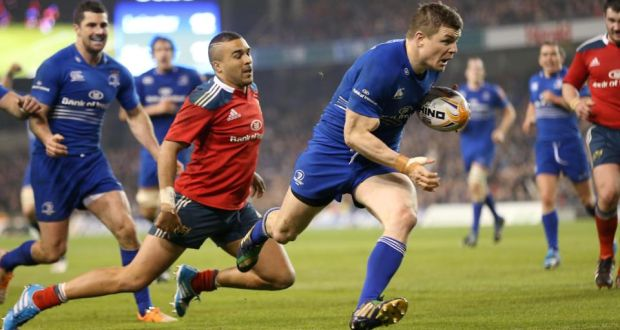 Brian O'Driscoll Reveals Who The Fastest Rugby Player Ever Is