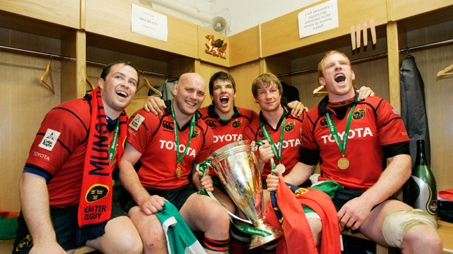 Munster's 2006 Heineken Cup Heroes - Where Are They Now?