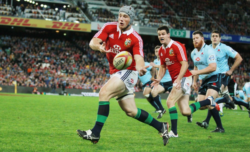 NSW Waratahs v British & Irish Lions - British & Irish Lions Tour To Australia 2013