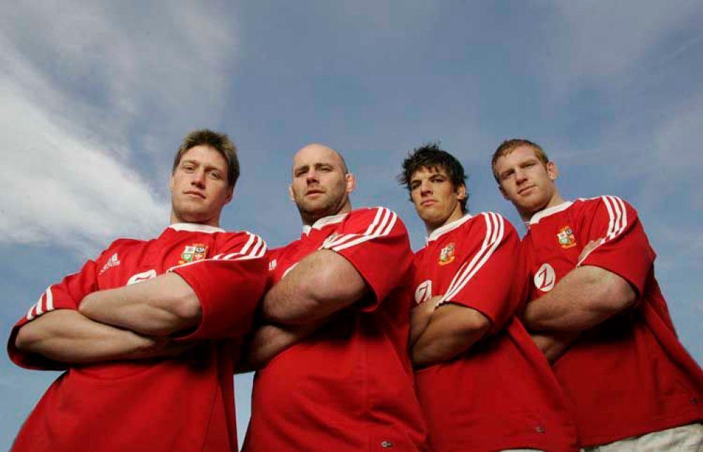 Munster British and Irish Lions 15/5/2005