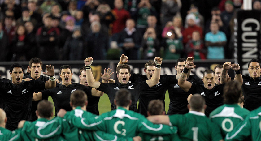 Rugby - Ireland v All Blacks, Dublin, 20 November 2010