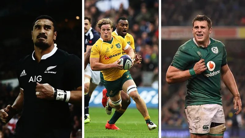 Ranking: The Top 5 Flankers In The World Right Now Statistically Speaking