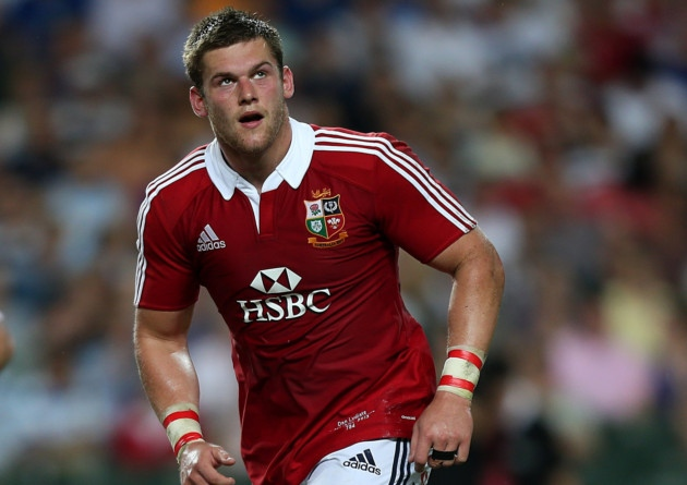 breaking wales lions star ruled out for the season. Black Bedroom Furniture Sets. Home Design Ideas