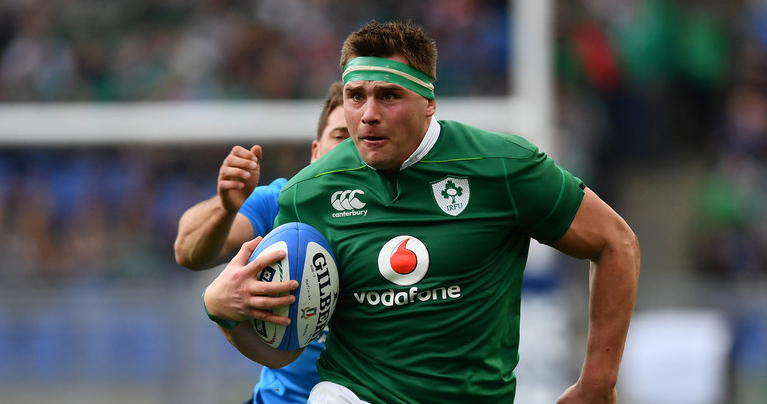 Former Irish Footballer Complains About CJ Stander Playing For Ireland