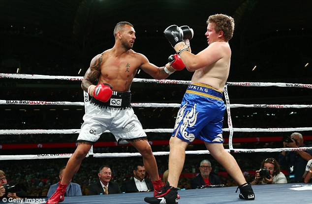 Watch: It's Pretty Safe To Say Quade Cooper's Fight Went ...