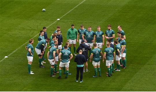 Ireland Receive Massive Six Nations Boost