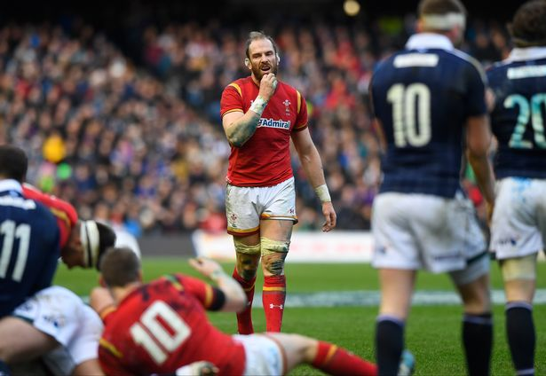 Wales Captain Alun Wyn Jones Reveals Teammates Overruled Him For Crucial Decision