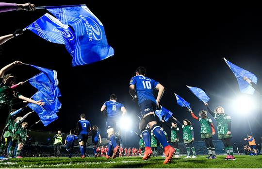 Leinster Team Named For PRO12 Clash & The Irish Management Team Won't Be Happy