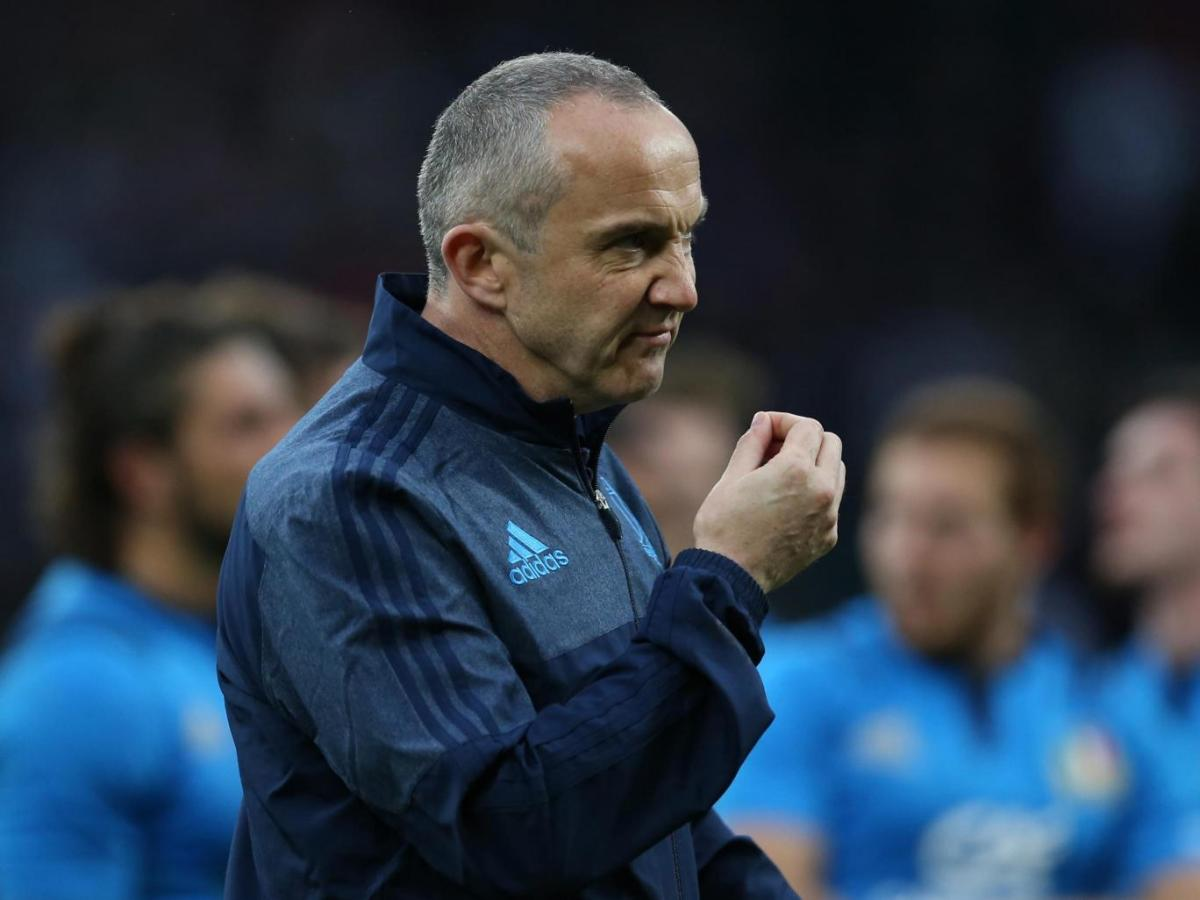 Watch: Conor O'Shea Explains Italy's Tactics & Fires Back At Matt Dawson