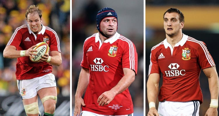 Bookmaker Suspends Betting On British & Irish Lions Captain