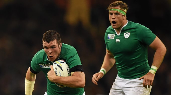 Gordon D'Arcy Has The Perfect Solution To Ireland's Back-Row Conundrum