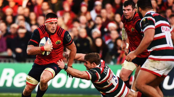 Will Greenwood's Description Of CJ Stander Couldn't Be More Perfect