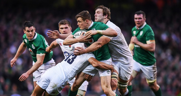 Irish Rugby Players Reject England's Six Nations Propsoal