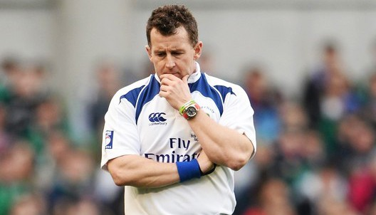 Nigel Owens Opens About His Battle With Illness