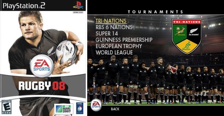 Sign Our Petition To Get EA To Make A New Rugby Game