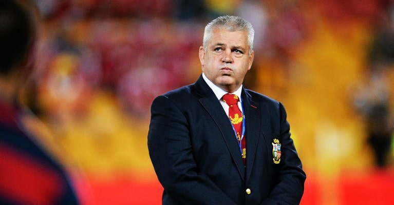 Warren Gatland Wants One Major Change To British & Irish Lions Tour