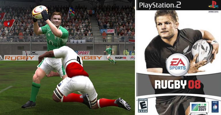 For The Love Of God Will EA Sports Please Bring Out Another Rugby Game