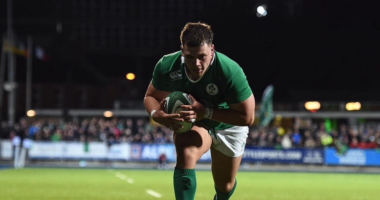 Ireland U-20s Star Axed From Squad Amid Fears He May Jump Ship & Play For England