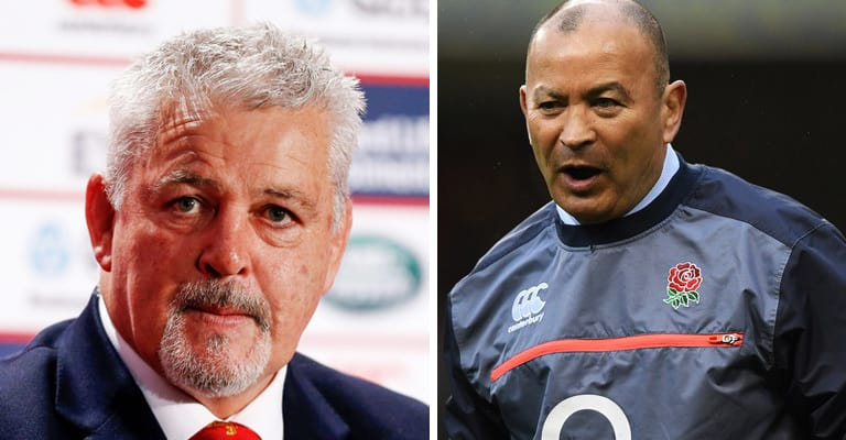 England Star Backs Up Sean O'Brien & Says Eddie Jones Would Have Won The Lions Series