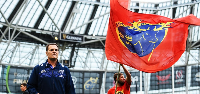 These Rassie Erasmus Comments Will Put A Smile On Every Munster Fan's Face