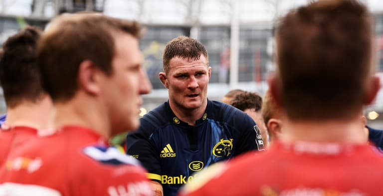 Pic: Donnacha Ryan Shows His Class With Wonderful Gesture Following PRO12 Loss