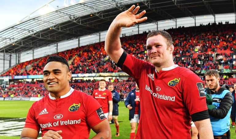 Rassie Erasmus On Why Munster Picked Jaco Taute Over Francis Saili
