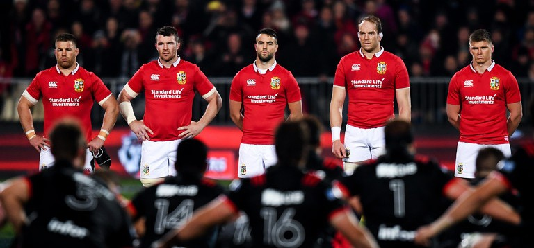 Breaking: Lions & All Blacks Teams Named For First Test On Saturday