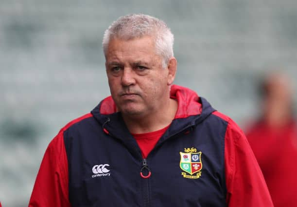 Warren Gatland Set To Make Massive Call For 2nd Test That May Upset A Lot Of People