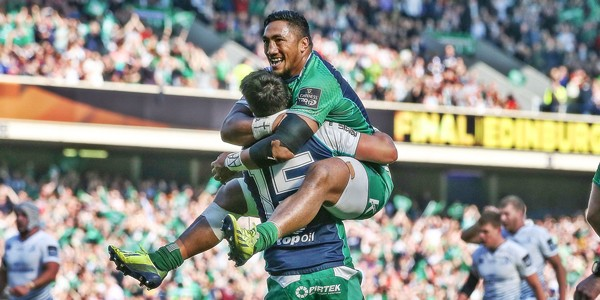 Tiernan O'Halloran Gives Fascinating Insight Into Bundee Aki's Role In Ireland Camp