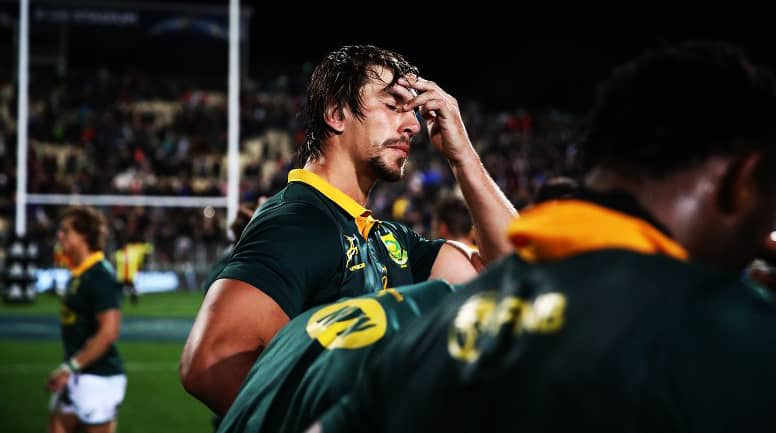 Eben Etzebeth Slams Springbok Fans Who Have Been Harassing Their Partners
