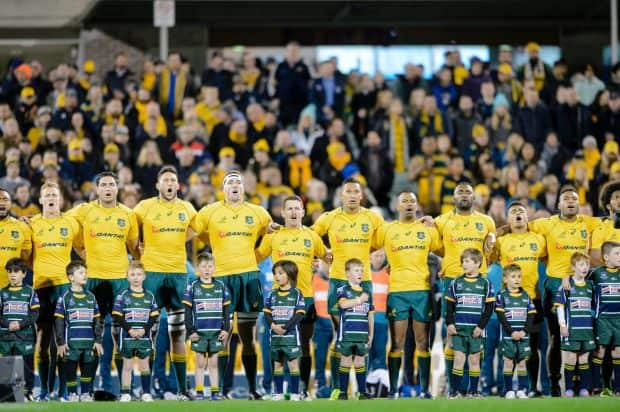Wallabies Lock Could Be On His Way To Munster