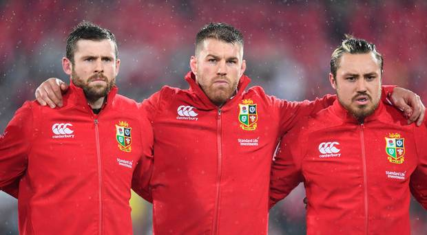Sean O'Brien Slams Lions Coaches Following Failure To Win Series With All Blacks