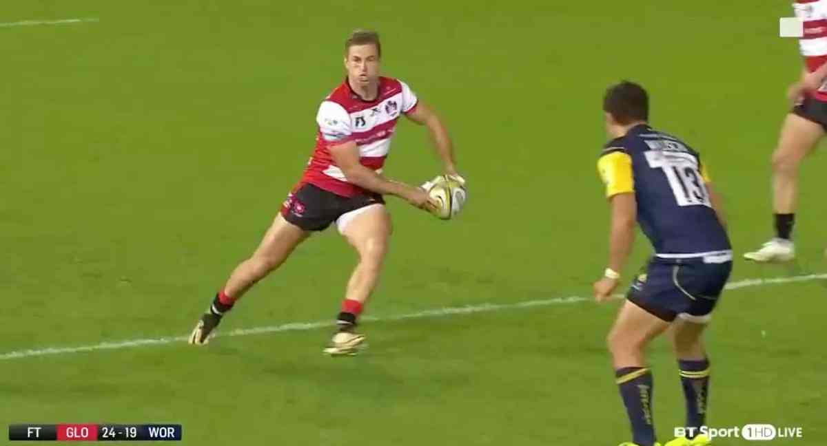 Watch: Gloucester Scored A Contender For Try Of the Season Last Night