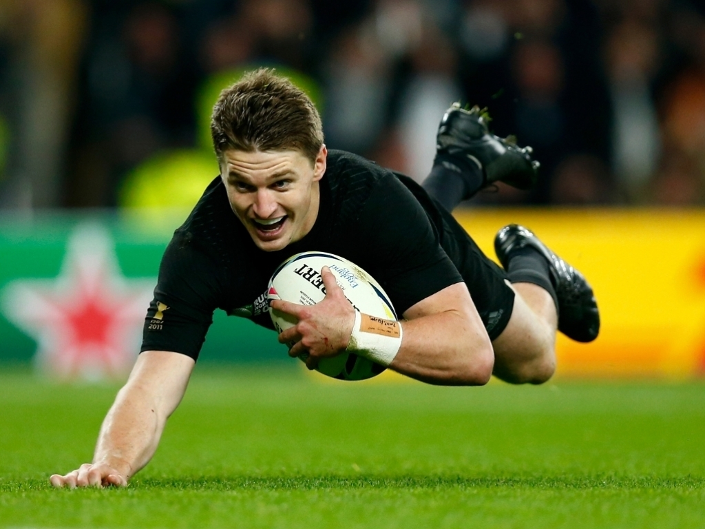 Beauden Barrett's Brilliant Connection With Ireland & The GAA
