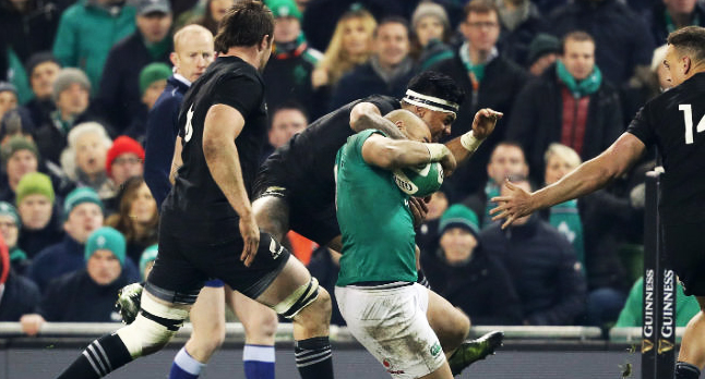 The Last Game Between Ireland & The All Blacks Changed Rugby Forever